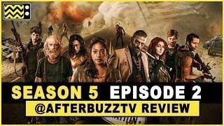 Z Nation Season 5 Episode 2 w/ Michael Cassut & Katy O'Brain Review & After Show