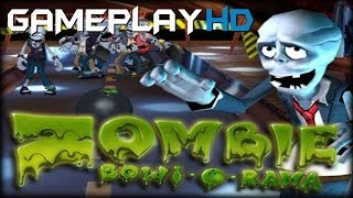 Zombie Bowl-o-Rama Gameplay (PC HD)