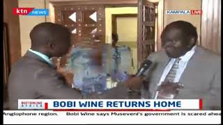 Ugandan Police and citizens prepare for the return of Bobi Wine | Bottom Line Africa