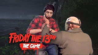 MY TURN TO STRIKE | Friday the 13th Game Part 3