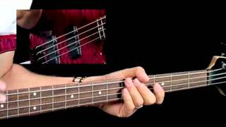 How to Play Blues Bass - #6 Ascending Turnaround - Bass Guitar Lessons for Beginners