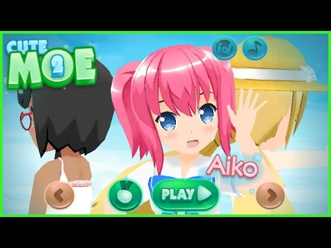 Dress Up Anime Game |