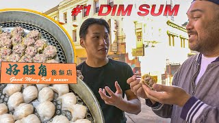 #1 DIMSUM Spot in all of San Francisco including Chinatown