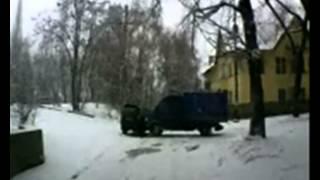 аварии видео