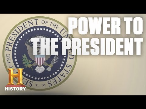 Power to the President: What Does the President of the U.S. Actually Do? | History