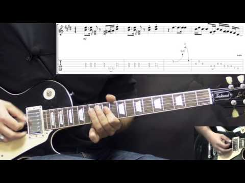 Gary Moore - King Of The Blues (Part 1) - Blues Guitar Lesson (w/Tabs)