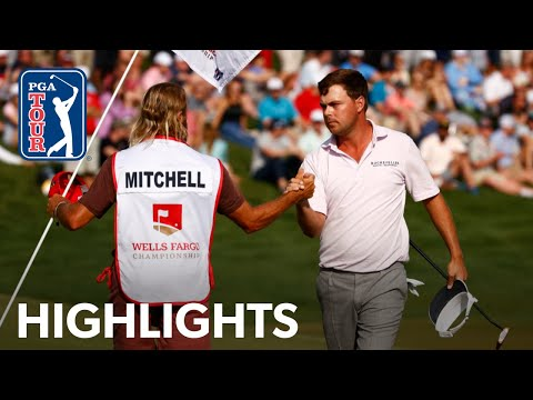 Highlights | Round 3 | Wells Fargo | 2021