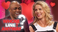 Emily Bett Rickards Is In A Musical Love Triangle! | Whose Line Is It Anyway?