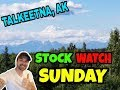 STOCKS to WATCH | TRADING from ALASKA