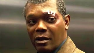 Фильм Капитан Марвел наконец раскрыл, что случилось с глазом Фьюри