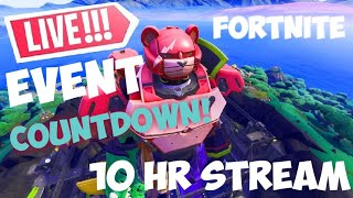 Fortnites Big In Game Countdown Event | Rowlandayso215