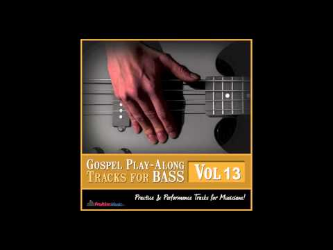 Welcome Holy Spirit (C) [Originally Performed by Mark Condon] [Bass Play-Along Track] SAMPLE