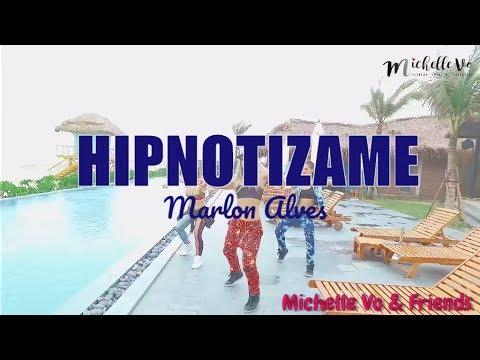 HIPNOTIZAME - Marlon Alves   Michelle Vo And Friends   ZUMBA FITNESS   ZIN 72   Dance Workout