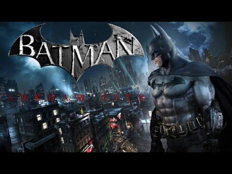 Batman Arkhan City#6-procurando Uma Entrada Pro Museu