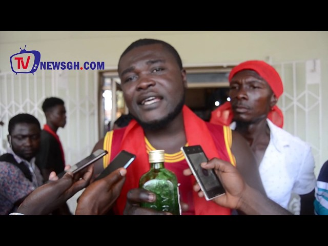 NPP PRIMARIES:   KWABRE EAST NPP YOUTH TO INVOKE CURSE ON EXECUTIVES