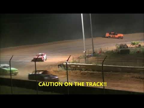 Natural Bridge Speedway Streer Stock JULY 22 2017