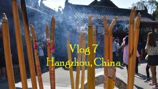 JosieinChina Vlog 7- Chinese National Holiday & visiting Song Cheng