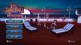 Hotel Transylvania 3: Monsters Overboard (PC) gameplay