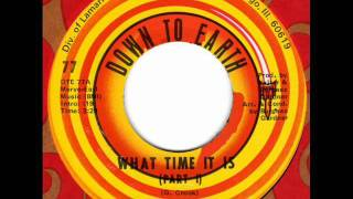 GENERAL CROOK  What time it is (Part1)  70s Soul