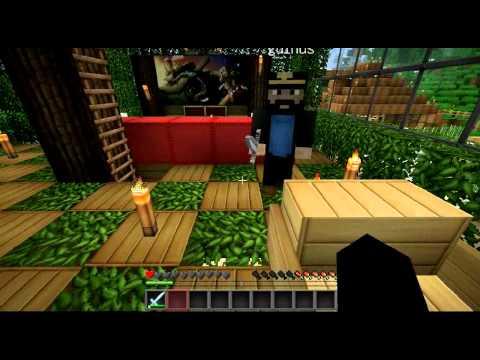[Minecraft] Alluminicity - Concours des Maisons