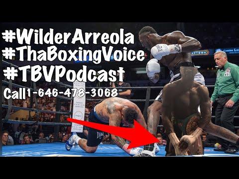 Deontay Wilder Breaks Hand, Tears Biceps in TKO win Over Chris Arreola
