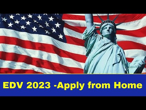 How To Fill DV Lottery 2022 in Free II EDV 2022 is Now OPEN II Apply from  home ।। - YouTube