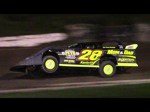 360 Late Model Feature | Genesee Speedway | Russ Prentice Memorial | 9-2-17