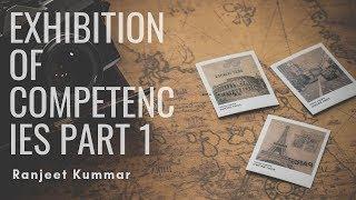 EXHIBITION OF COMPETENCIES PART 1 |URDU & HINDI| BY RANJEET KUMAR