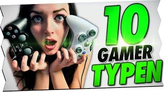 Gambar cover 10 GAMER TYPEN!