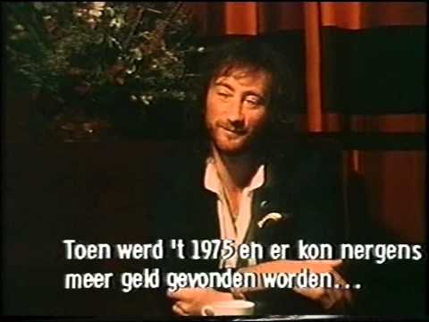 Roger Glover - Love is all    [Interview TOPPOP 1980]
