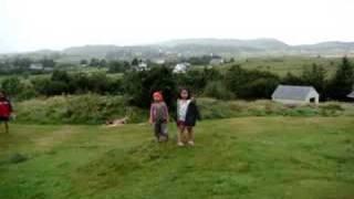 camping @ knockala litterkenny donegal