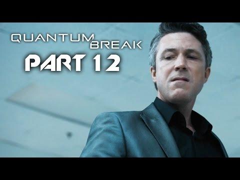 Quantum Break Gameplay Walkthrough Part 12 - JUNCTION 4 SURRENDER (Full Game)