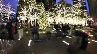 Quartersnacks - World Trade Ledges Christmastime 2013 Thumbnail