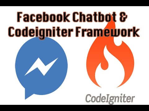 Facebook Chatbot ด้วย PHP Codeigniter version 3.1.2
