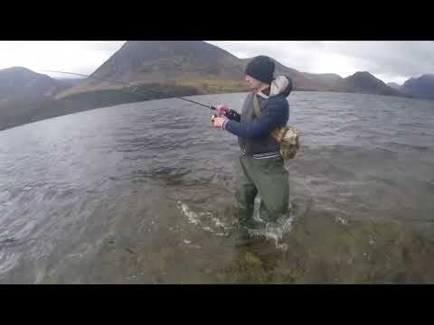 Wild Brown Trout Fishing In The Lake District