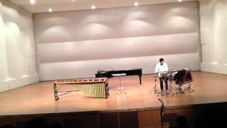 "Siegfried Fink - for Percussion-Solo ""sudden change..."""