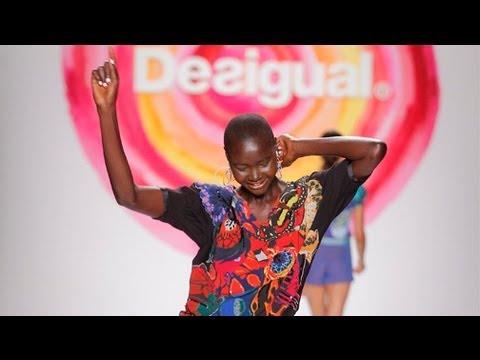 Desigual -New York Fashion Week - Spring Summer '14