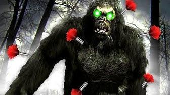 KISSA JA HIIRI LEIKKI ALKAKOON! | Pelataan Bigfoot #2