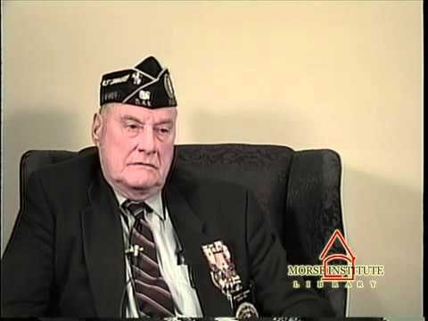 Surman U.S. Marine Corps Natick Veterans Oral History Project