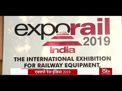 Exporail India 2019 | Showcase of railway technology, equipment and services