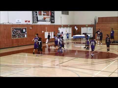 SB Bulls vs CV Lakers - South Bay Sports Club 10u Championship Game 9/16/12