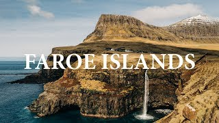 My First Time in the Faroe Islands