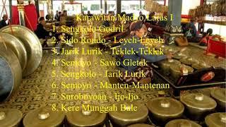 Gambar cover Full Langgam Karawitan MADYO LARAS I