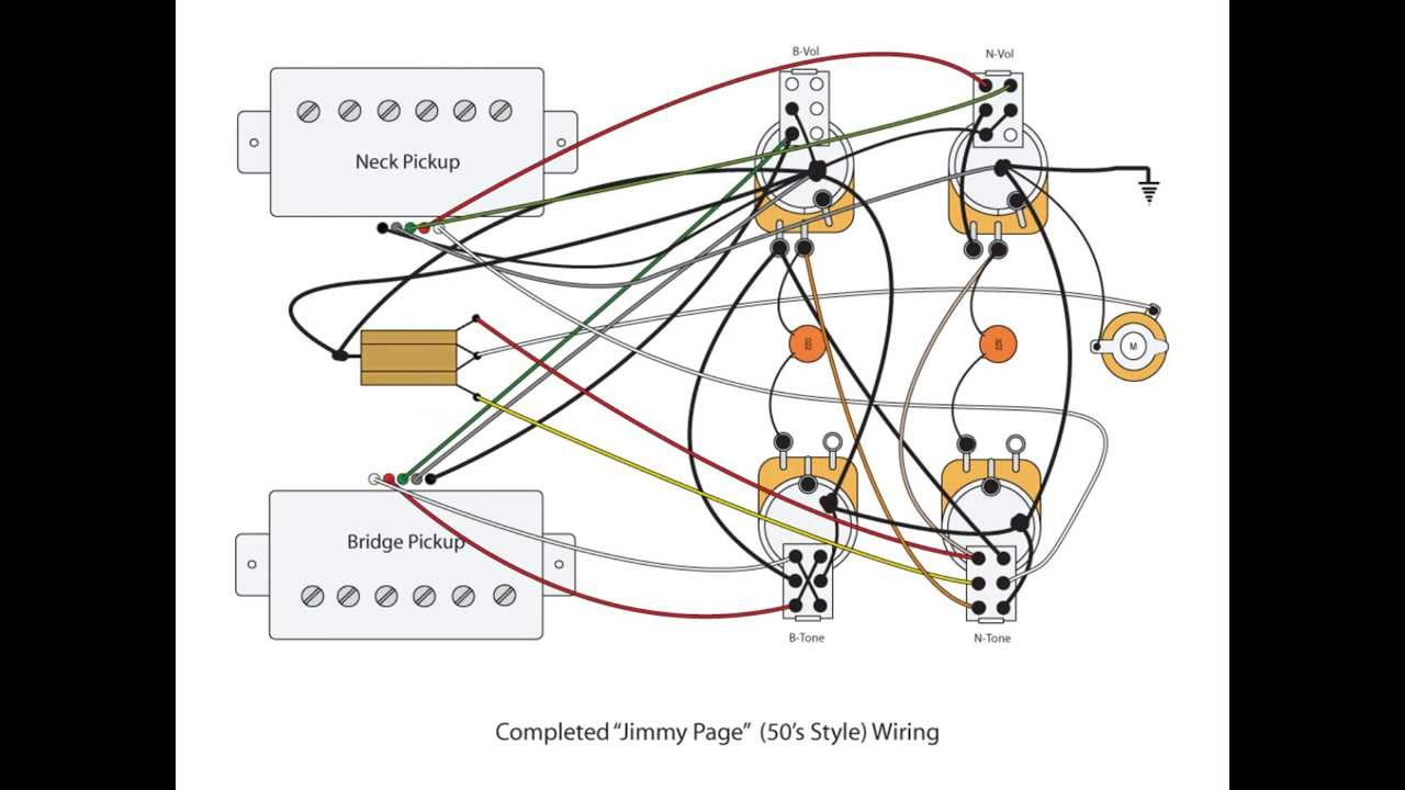 3 pickup les paul wiring diagram waterfall powerpoint page jimmy diy 50 u0027s style mod youtubepage 21