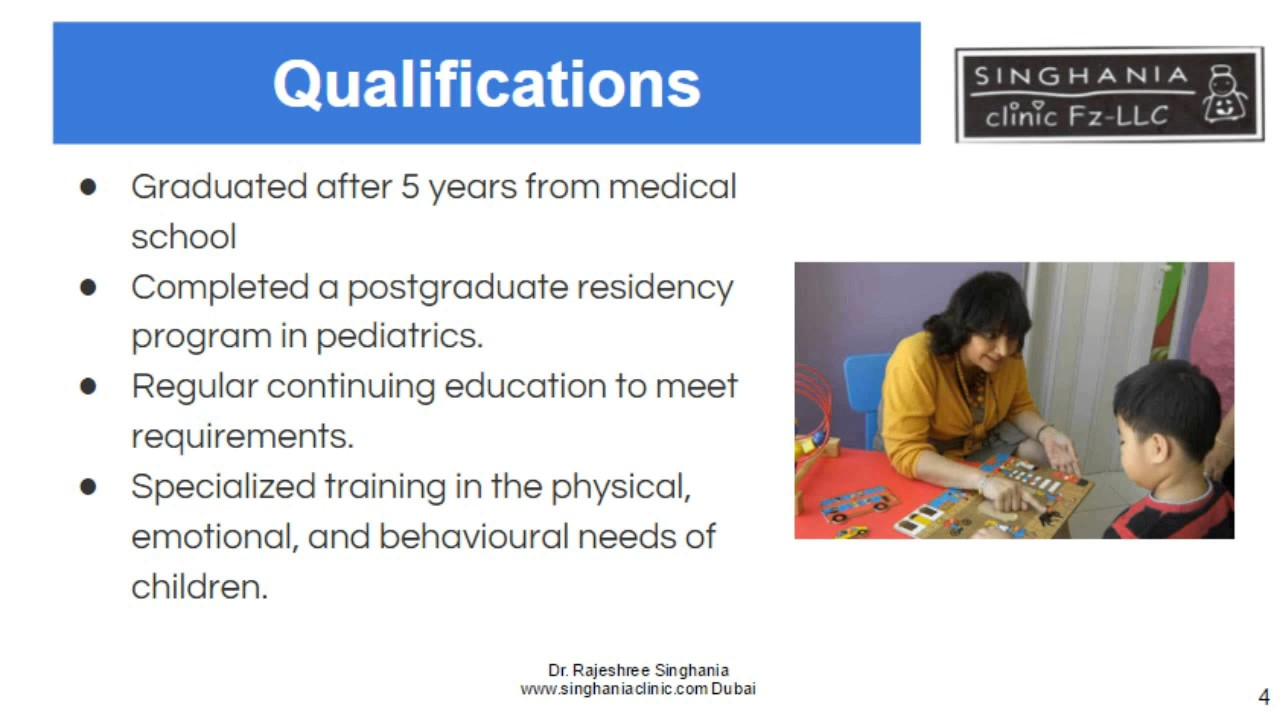 Pediatrician Education Requirements >> What Is A Pediatrician What Should You Be Looking For In Your Child S Doctor