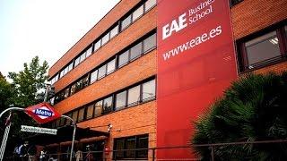 Обучение в Испании - EAE Business School