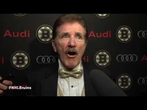 Rene Rancourt answers questions about his upcoming retirement after the season - 01/17/2018