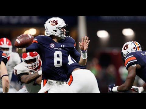 Auburn-Georgia: Live Updates, Score, Analysis For SEC Championship Game (December 2, 2017)