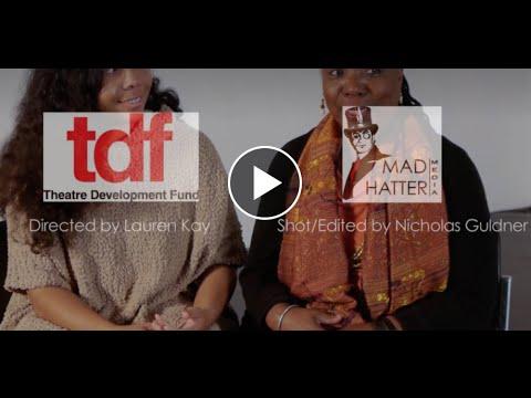 Theatre Development Fund (TDF) presents A Meet the Dance Company Film