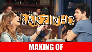 Vídeo - Making Of – Barzinho